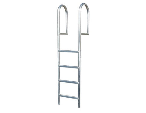 Aluminum Stationary Ladder