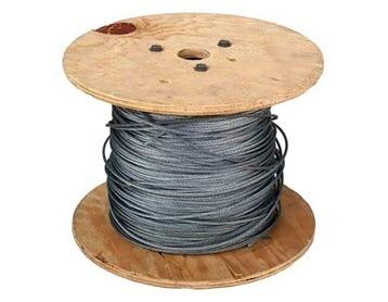 Stainless Steel Cable-3/8