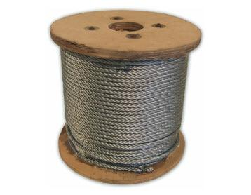 Galvanized Cable-3/8