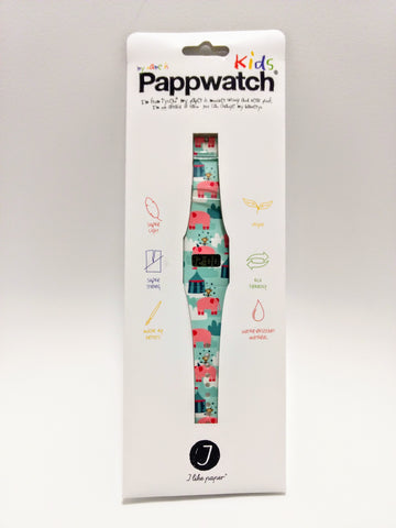 Pappwatch Elephants
