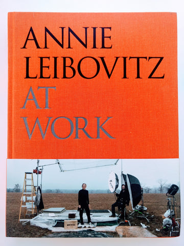 Annie Leibovitz: At Work