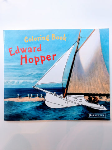 Hopper Coloring Book