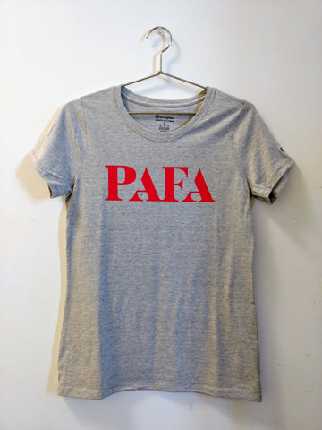 PAFA Short Sleeve T-Shirt : Womens