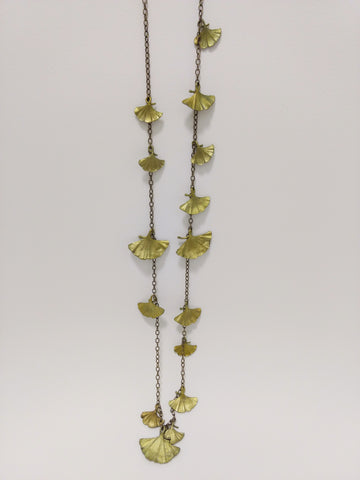 "Gingko Tailored 36"" Necklace"
