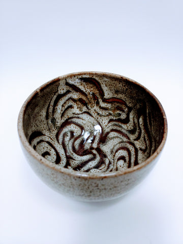 Kiya Ceramic Round Bowl
