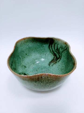 Kiya Ceramic Clover Bowl