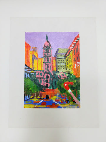 "David Fox "" City Hall "" ( Limited Edition )"