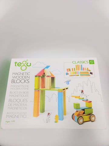 Tegu 42 Piece Set