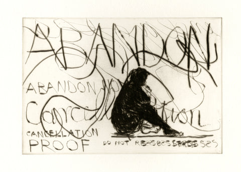 "William Kentridge, ""Abandon"""