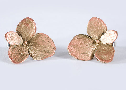 Hydrangea Earrings