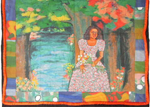"Faith Ringgold, ""Listen To The Trees"" (Unique Edition)"