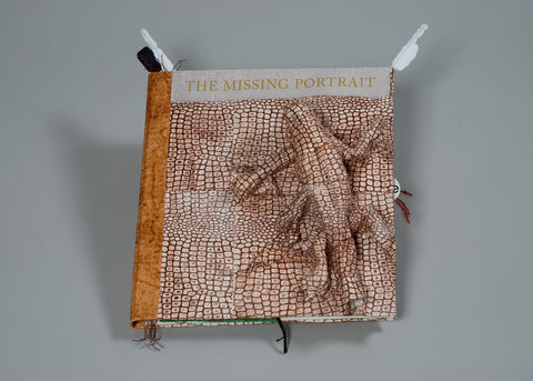 "Richard Tuttle and John Yau, ""The Missing Portrait"" (Book)"
