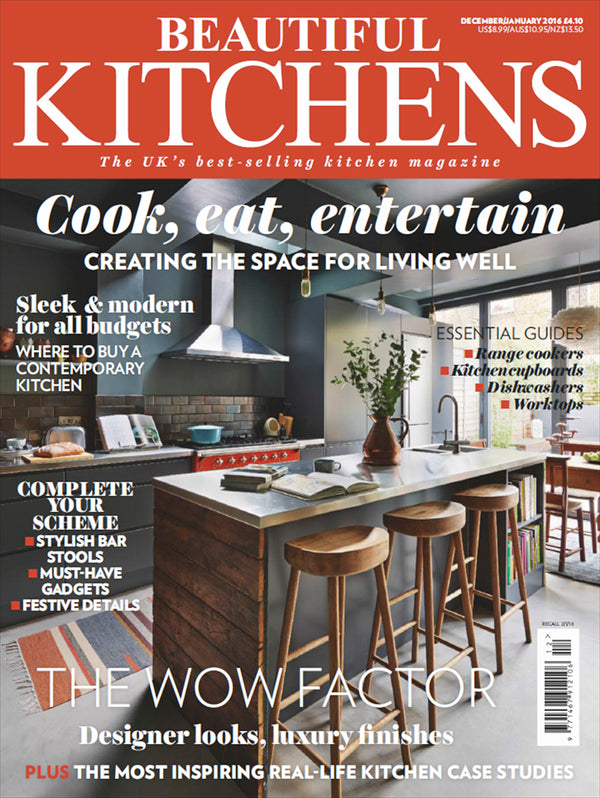 Beautiful Kitchens - December 2015