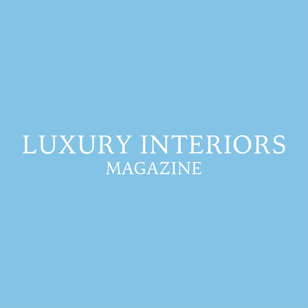 Luxury Interiors Magazine - May 2019