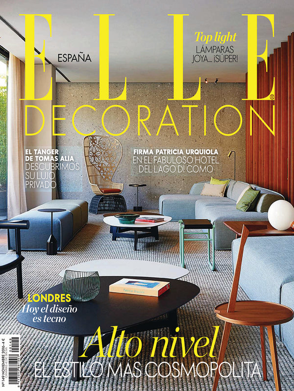 Elle Decoration Spain - November 2016