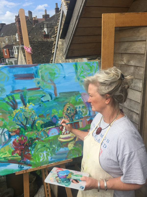 In Conversation with Jane McCall, painter