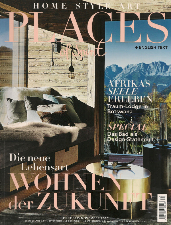 Places - October / November 2016