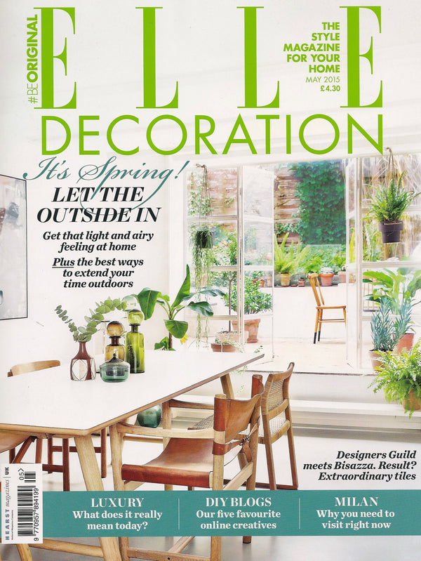 Hayche.com / H Furniture - Elle Decoration UK - May 2015