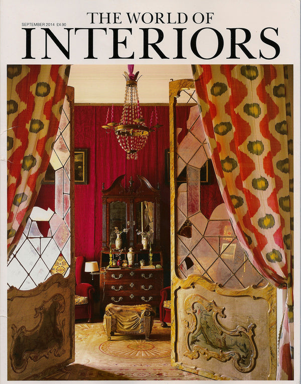 The World of Interiors - September 2014