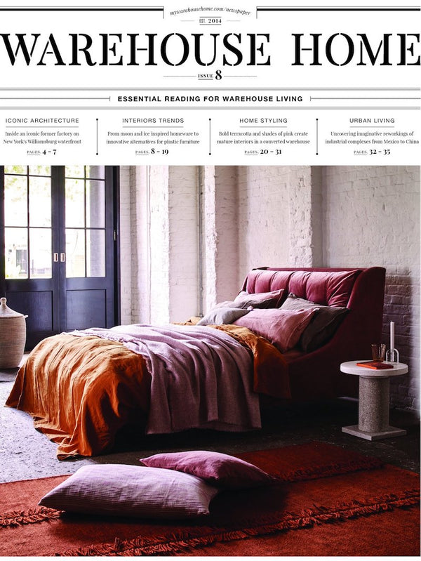 Warehouse Home - Issue 8