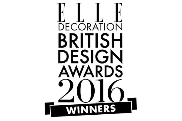 Elle Decoration British Design Awards 2016