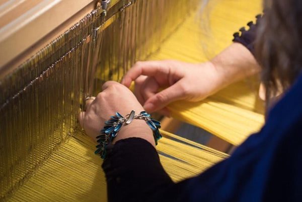 A conversation with Ptolemy Mann - Colour and our Loom Collection.