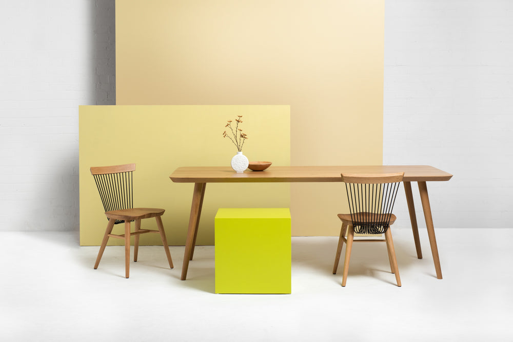 Hayche - London Clerkenwell - Modern Contract Furniture - Oak Dining Chairs - WW Chair