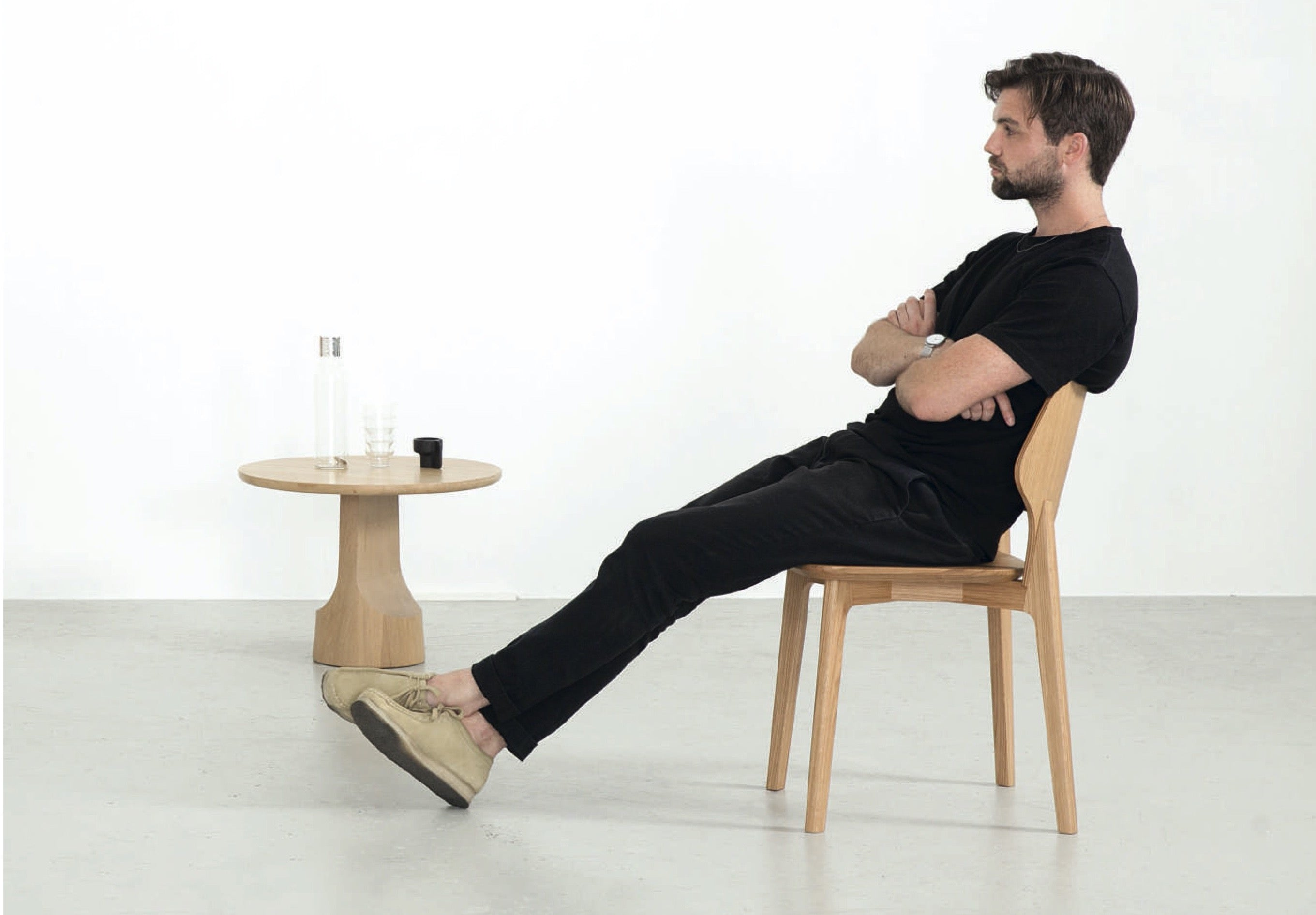 Daniel Schofield - Backer Chair - Hayche Furniture - Clerkenwell London