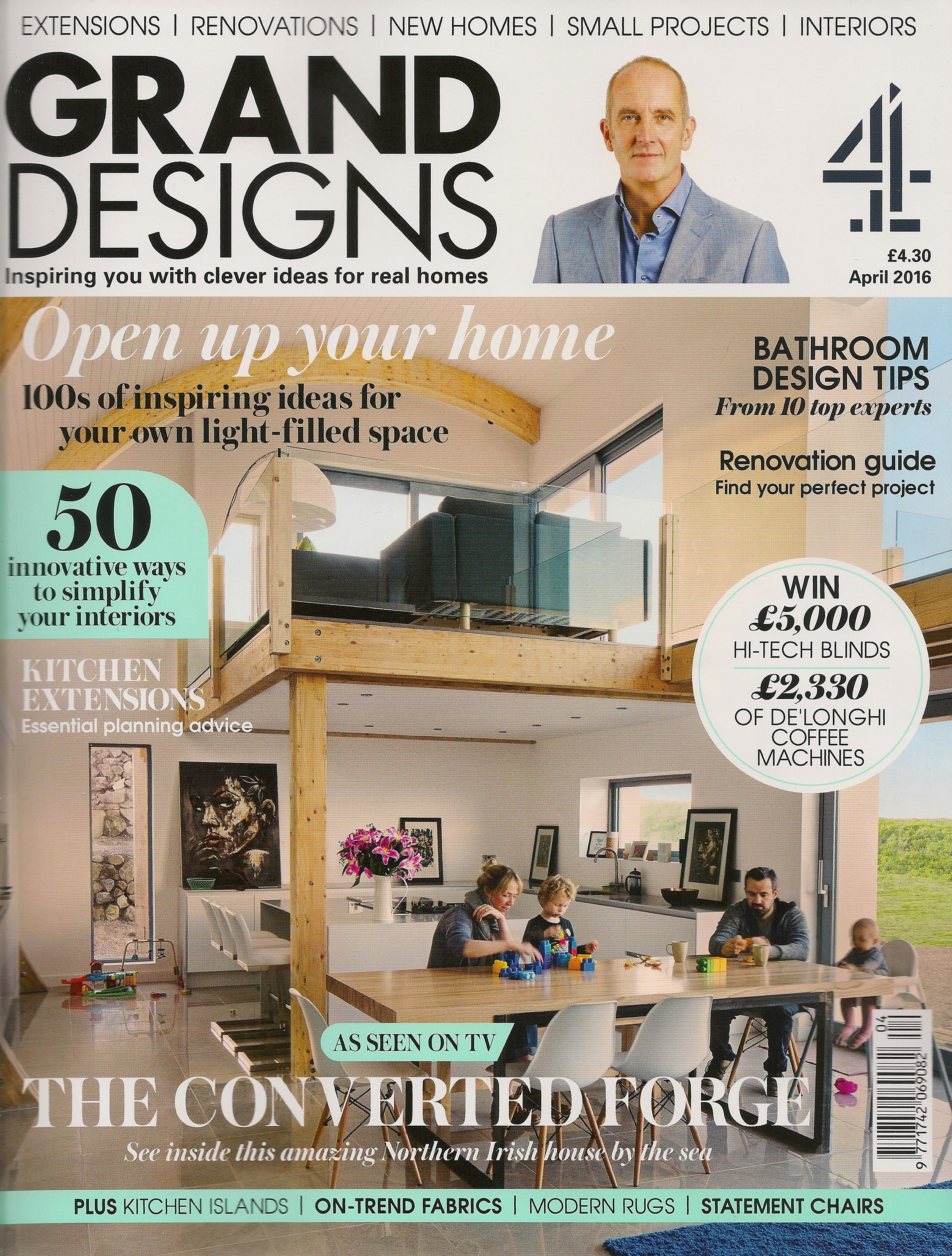 Hayche.com / H Furniture - Grand Designs - April 2016