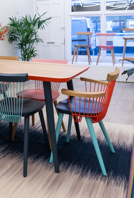 Hayche - Modern contract furniture London- Clerkenwell - WW Dining Chair