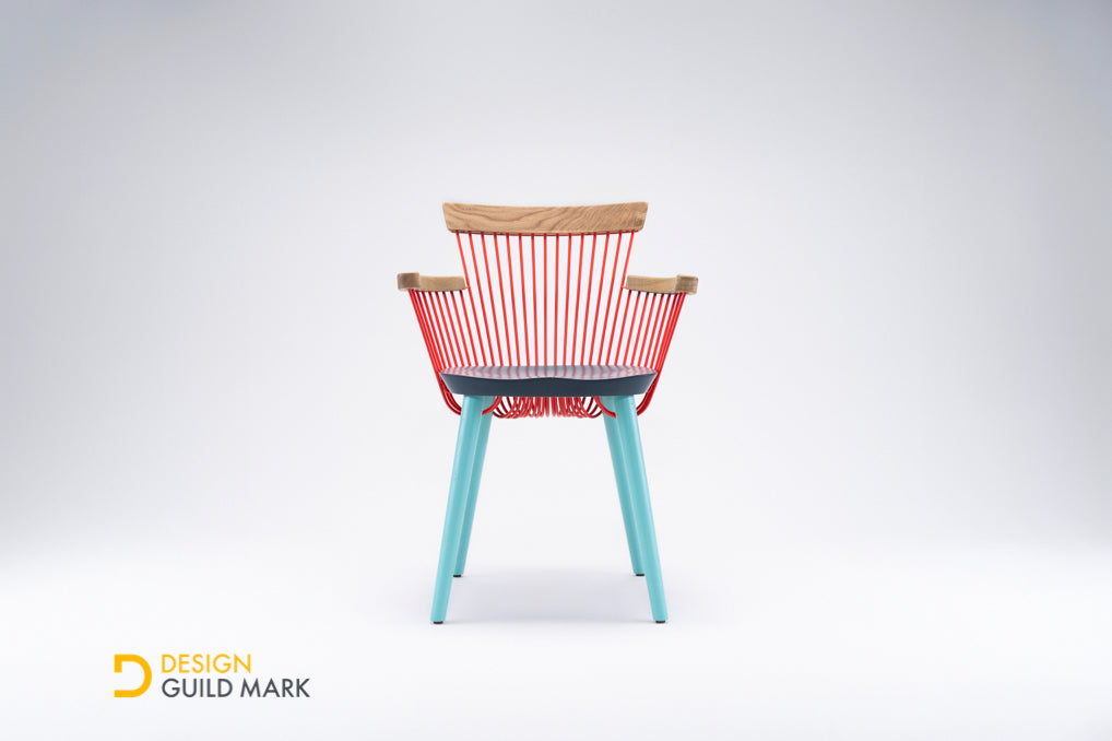 Design Guildmark Award WW Armchair CS3