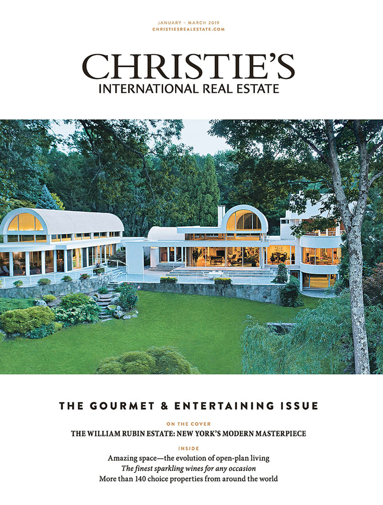 Christies Luxury Magazine - Loom Collection