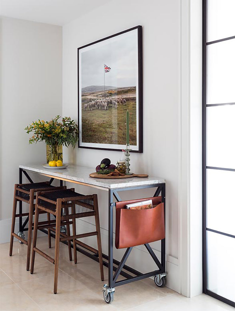 Private residence london modern contract furniture hayche
