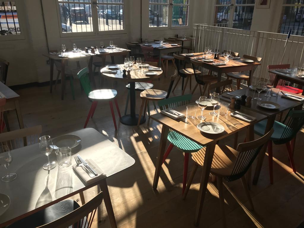Brawn Restaurant - Curtain Road - London