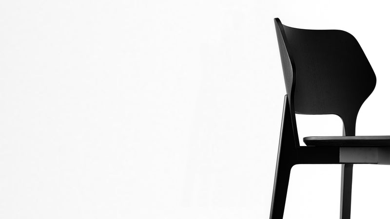 Backer Chair - Black