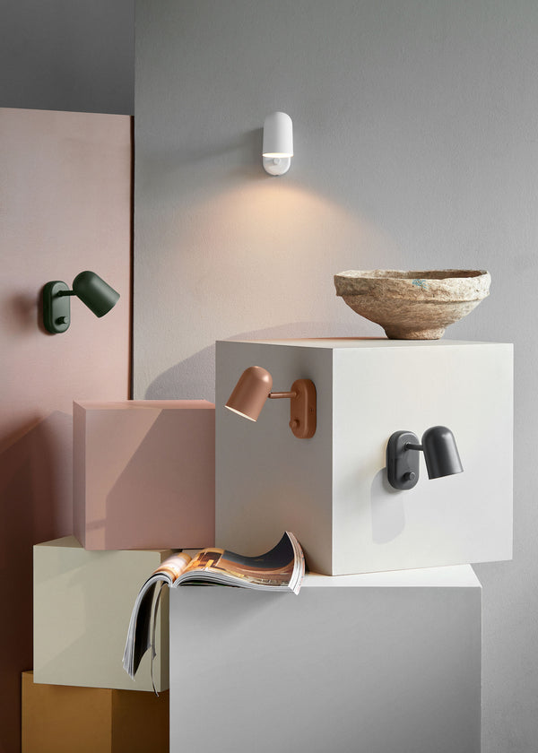 Buddy - Wall Light - Nude