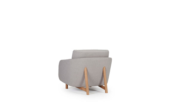 Embrace Wood Armchair