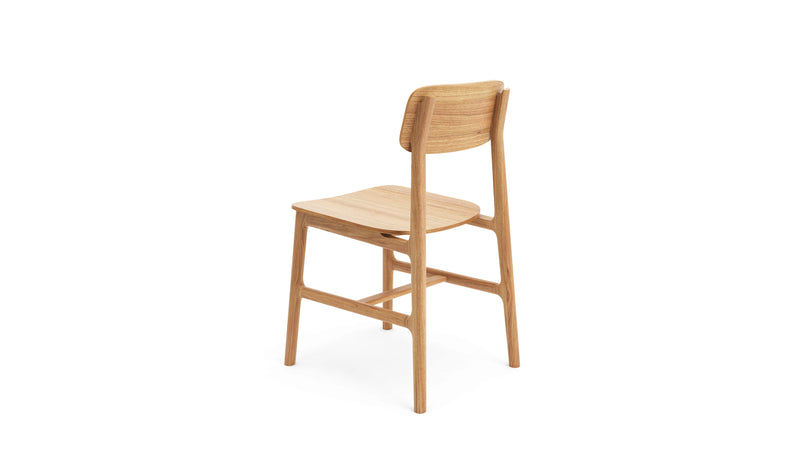 Oak Dining Chair - £349 - Hayche Furniture Clerkenwell - Contract Standard