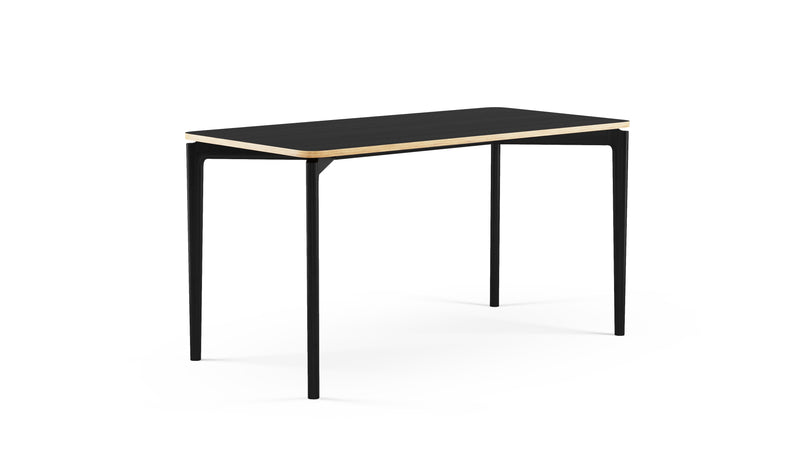 Black Dining Table - Kensington - Hayche Furniture - Clerkenwell London