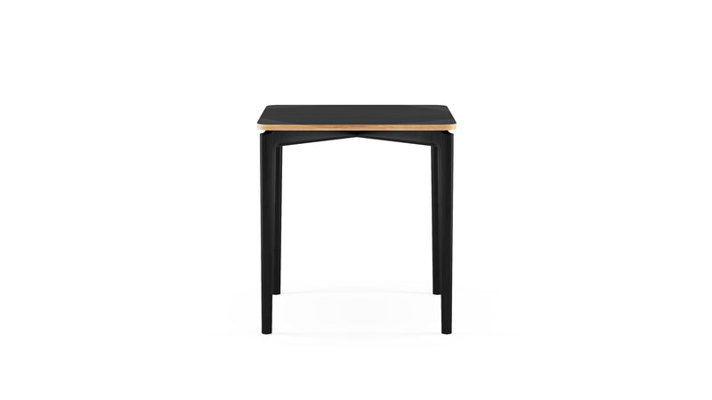 Black Square Dining Table - Kensington - Hayche Furniture - Clerkenwell London