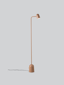Buddy - Floor Light - Nude