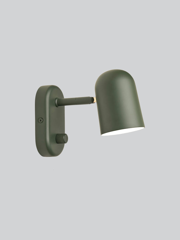 Buddy - Wall Light - Green