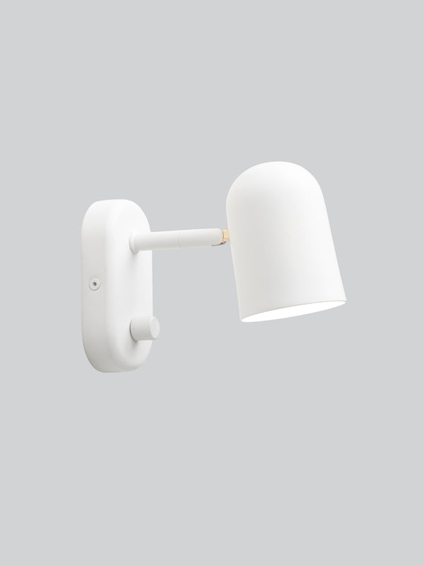 Buddy - Wall Light - White
