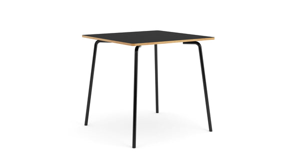 Otto Square Table - All Black
