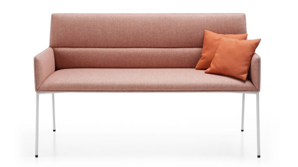 Perkins Bench - Pink