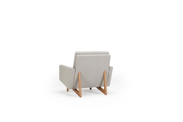 Retro Armchair - Fabric