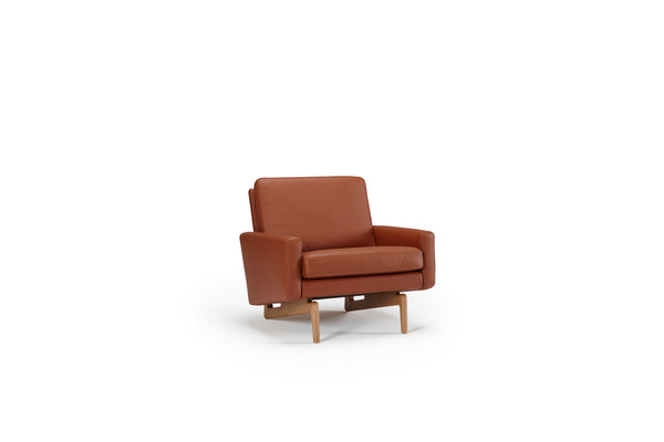 Retro Armchair - Leather