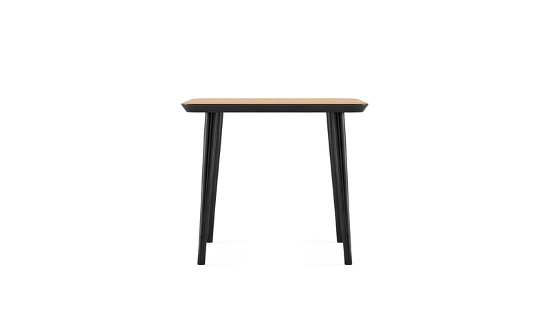 WW Dining Table - Square - Black, Table,  - Buy from Hayche.com