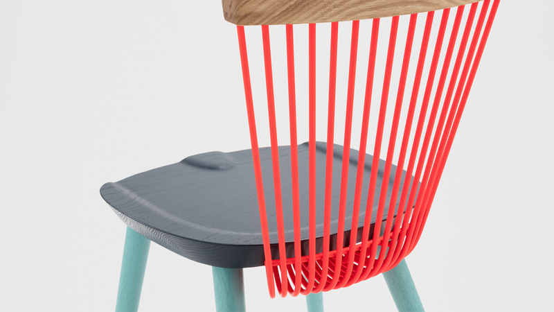 WW Chair - CS3, Chair,  - Buy from Hayche.com