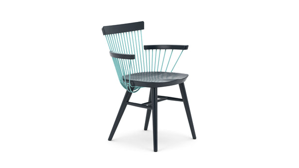 WW Armchair CS6 - Limited edition - Deep Blue & Light Blue